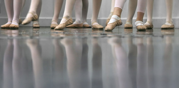 Ballet, Dance Studio Flooring Systems